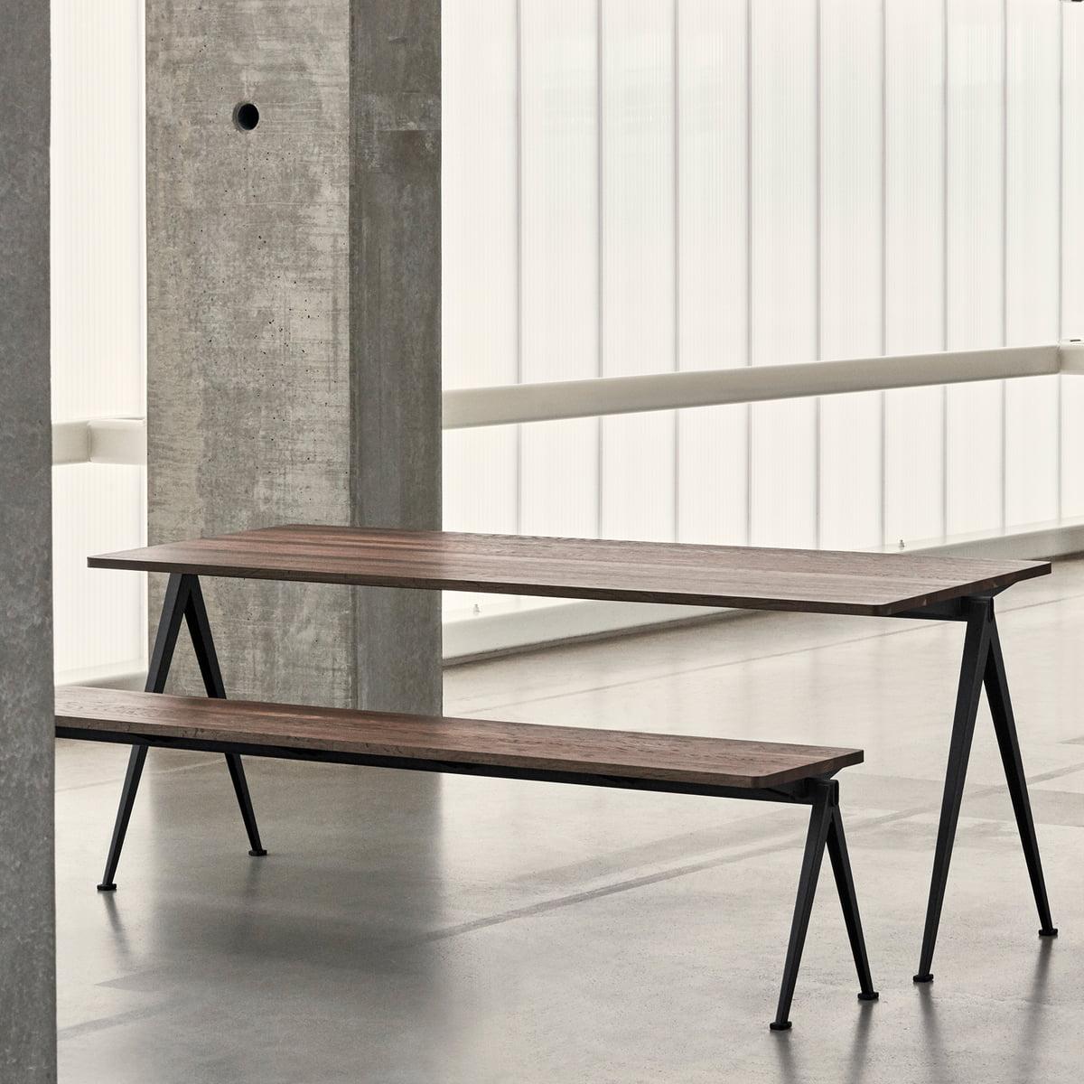 pyramid schreibtisch von hay online kaufen. Black Bedroom Furniture Sets. Home Design Ideas