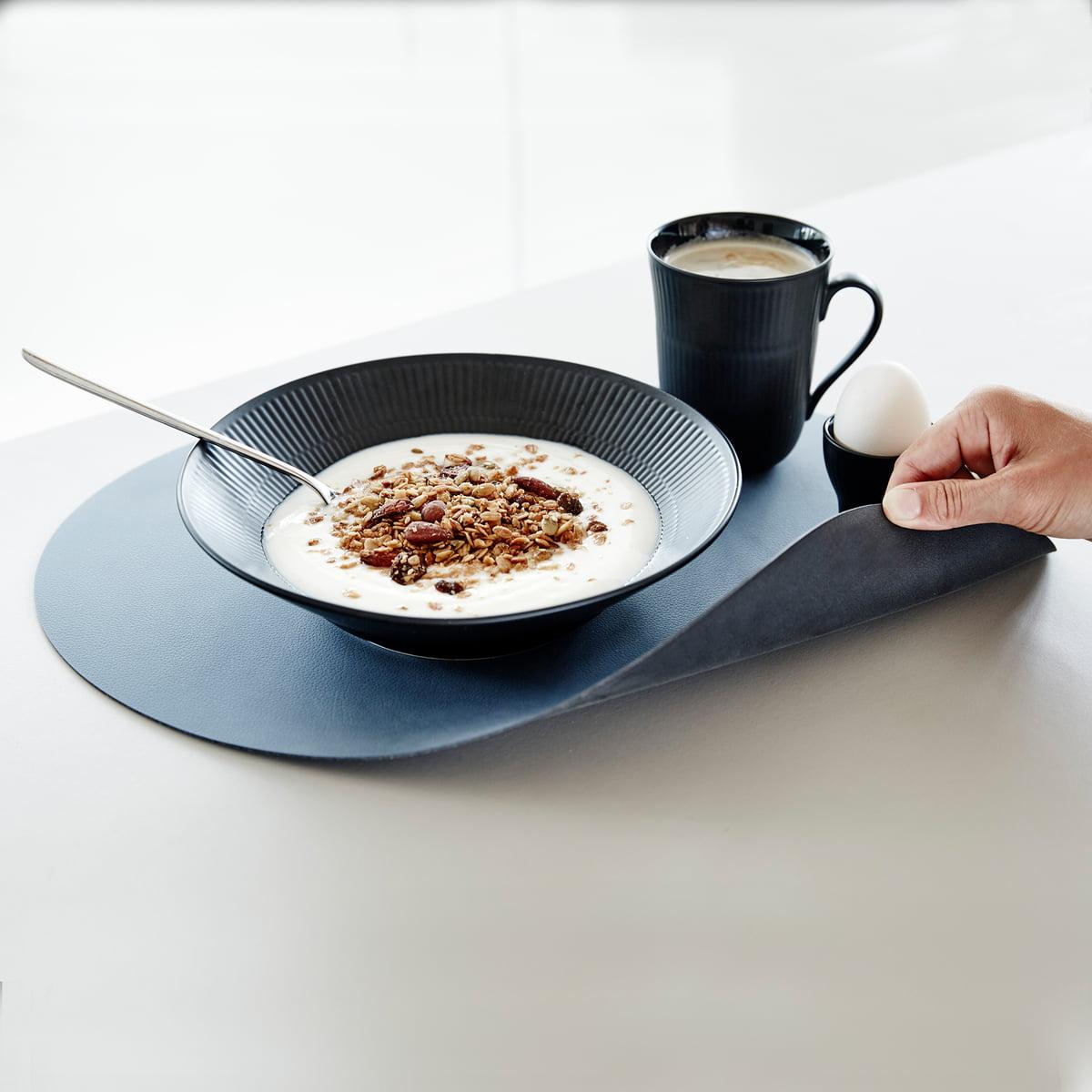 tischset curve l holz von linddna. Black Bedroom Furniture Sets. Home Design Ideas