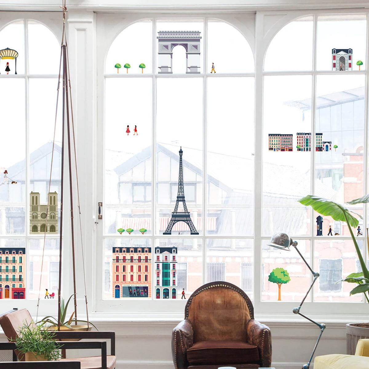 Fensterdekoration Paris Von Fatboy