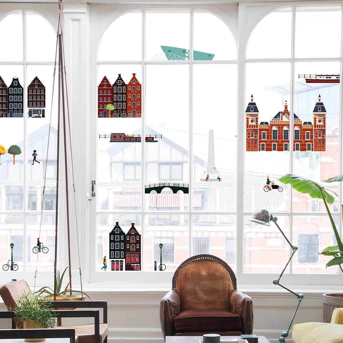 Fensterdekoration Amsterdam Von Fatboy