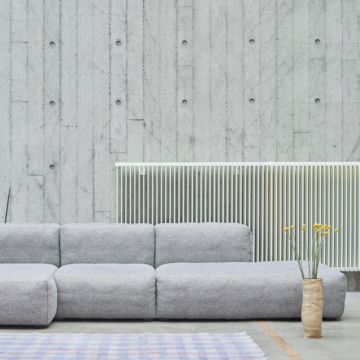 Mags Soft Sofa 3 Sitzer Von Hay Connox Ch