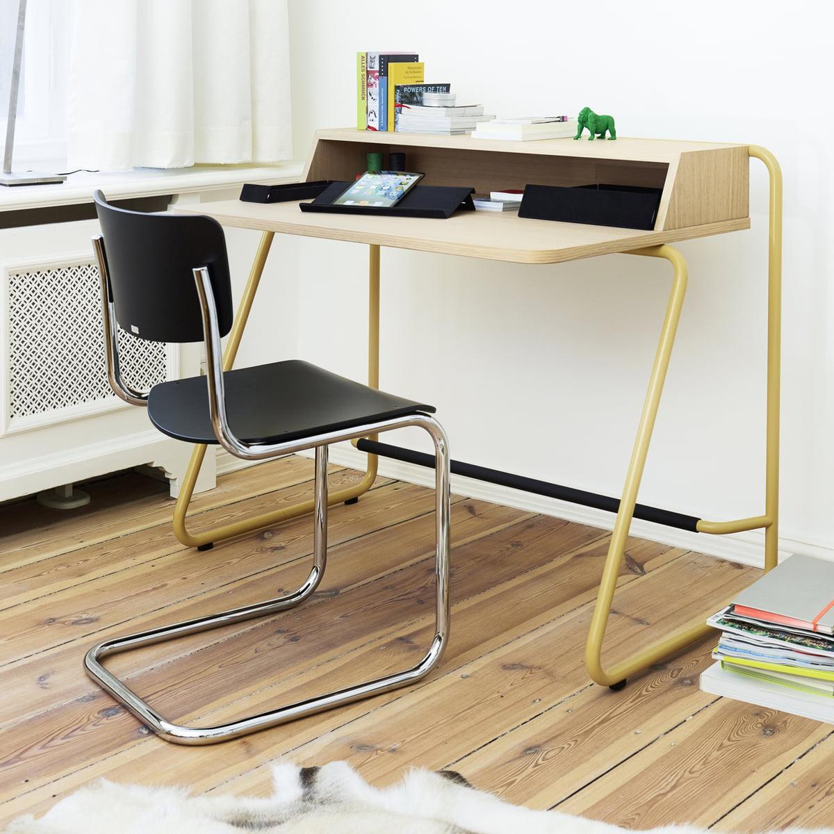 s 43 freischwinger von thonet. Black Bedroom Furniture Sets. Home Design Ideas
