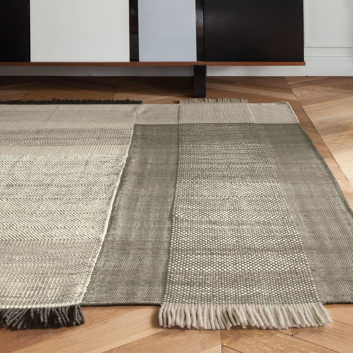 Tres teppich von nanimarquina - Alfombras nani marquina ...