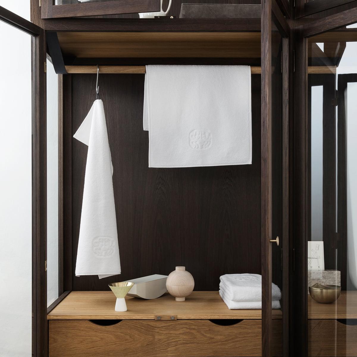 damask terry badehandtuch von georg jensen damask. Black Bedroom Furniture Sets. Home Design Ideas