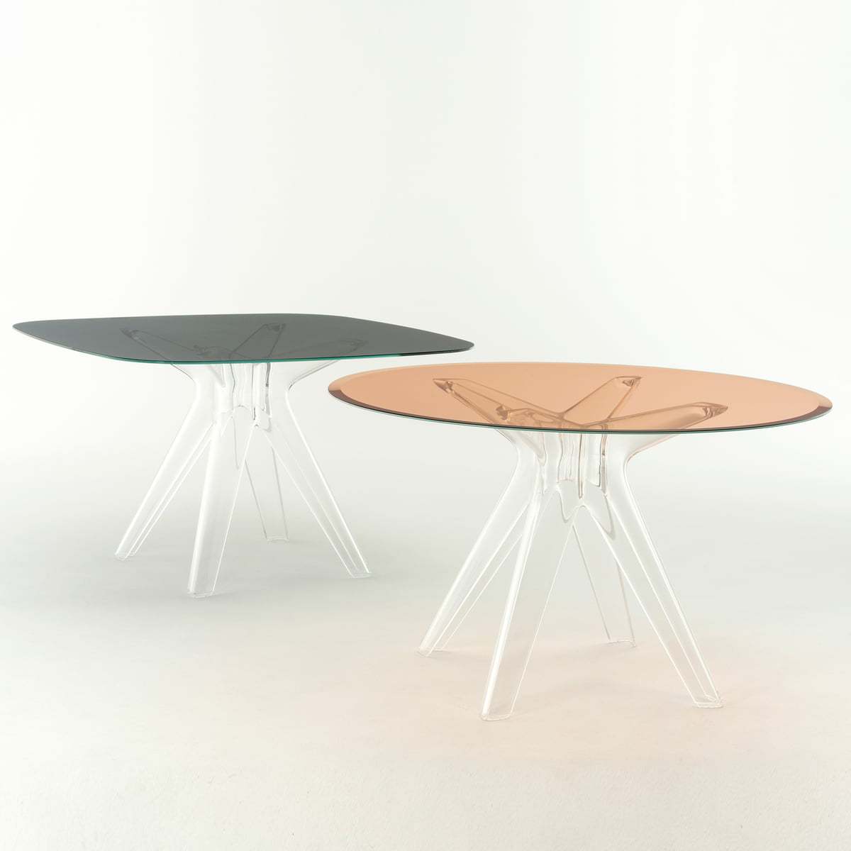 Philippe starck tisch 130 best kartell fly images on for Sessel quadratisch