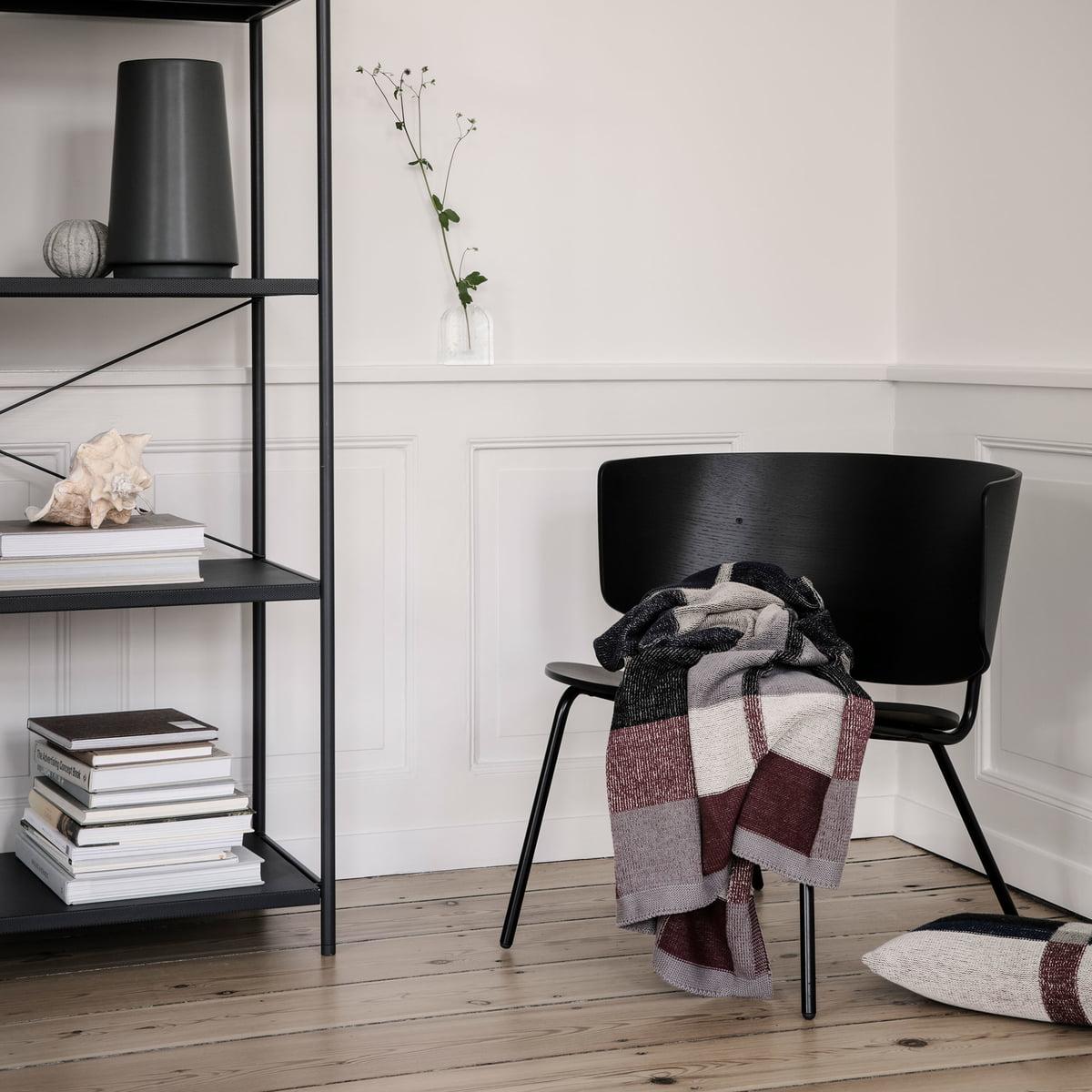 medley decke von ferm living. Black Bedroom Furniture Sets. Home Design Ideas