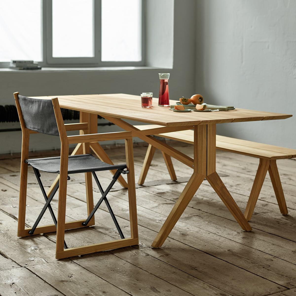 Schon Weishäupl  Loft Bank, Tisch Und Stuhl Im Ambiente