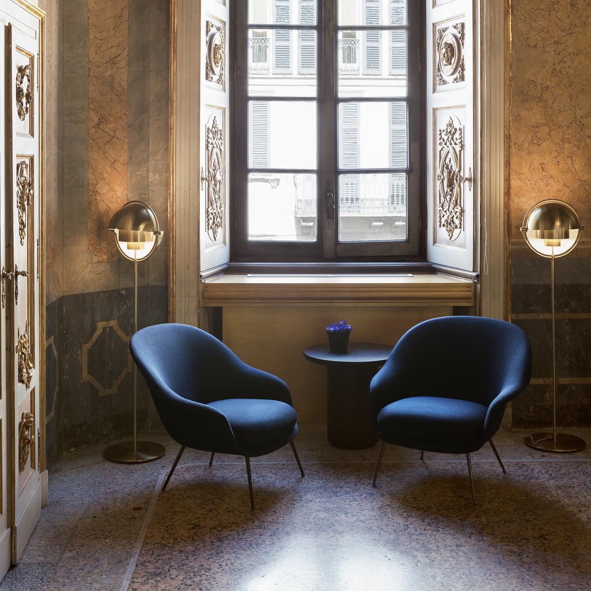 multi lite stehleuchte gubi. Black Bedroom Furniture Sets. Home Design Ideas