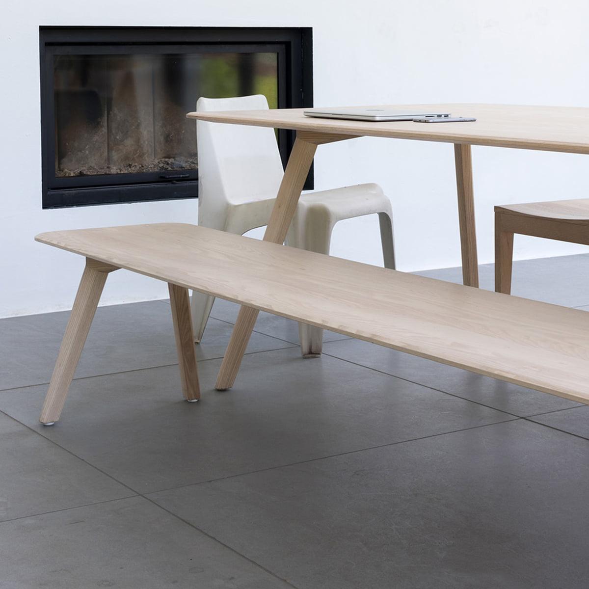 meyer tisch von objekte unserer tage. Black Bedroom Furniture Sets. Home Design Ideas