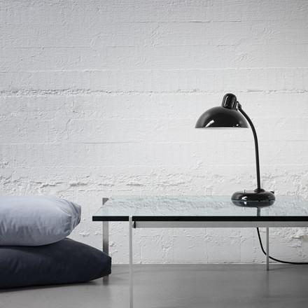 KAISER idell - 6556-T neigbare Tischleuchte, glänzend schwarz