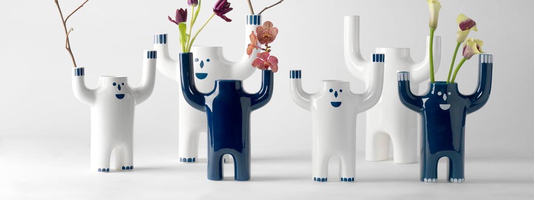 BD Barcelona ist ein Design-Unternehmen aus Spanien. Das Bdlove Pflanzgefäss eignet sich nicht nur als attraktiver Behälter für Pflanzen, sondern ebenso als Bank.