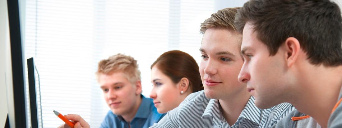 Ausbildung - Fachinformatiker für Anwendungsentwicklung (m/w)