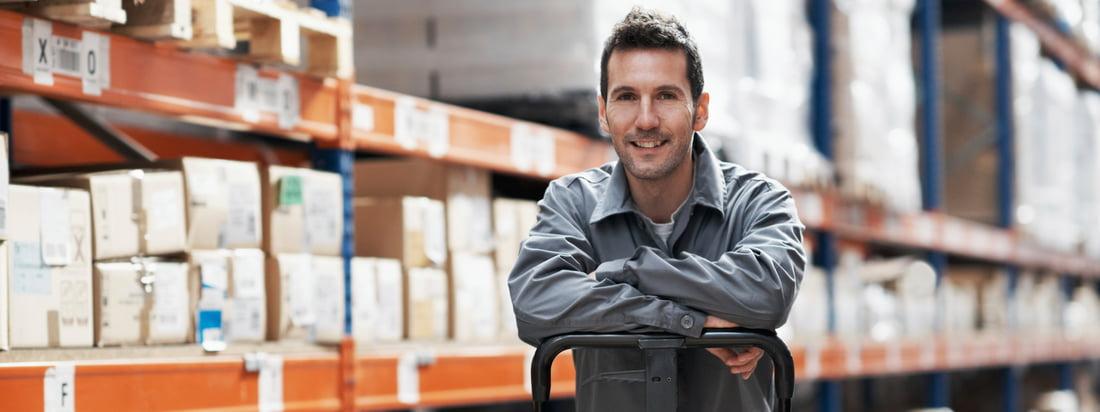 Stellenangebot - Mitarbeiter (m/w) im Versand