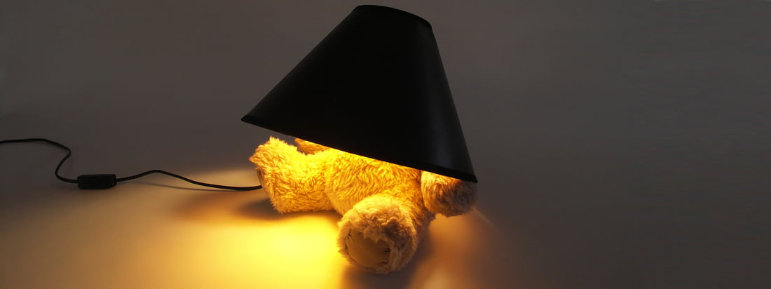 Design-Gadgets - Suck UK Teddy Lamp