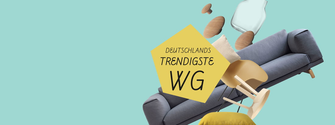 Connox sucht Deutschlands trendigste WG - jetzt mitmachen unter connox.de/trendigste-wg - Gewinne im Gesamtwert von mehr als 12.000 Euro
