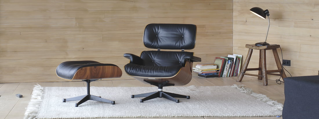 Vitra   Eames Lounge Chair   Ambiente