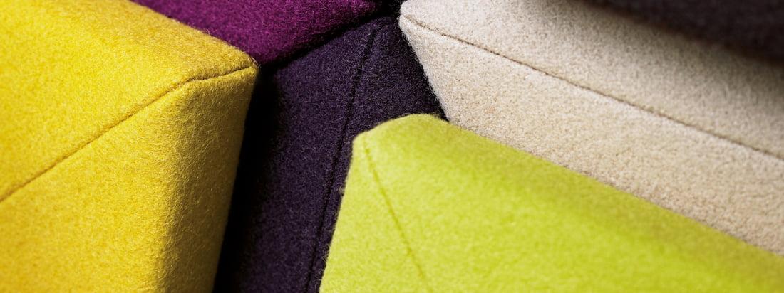 Gabriel ist ein dänischer Hersteller für Stoffe. Die verschiedenen Stoffbezüge werden aus feinster Handarbeit hergestellt und können für viele Möbelstücke verwendet werden.