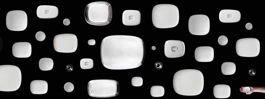 Alessi - Ovale Geschirrr-Serie