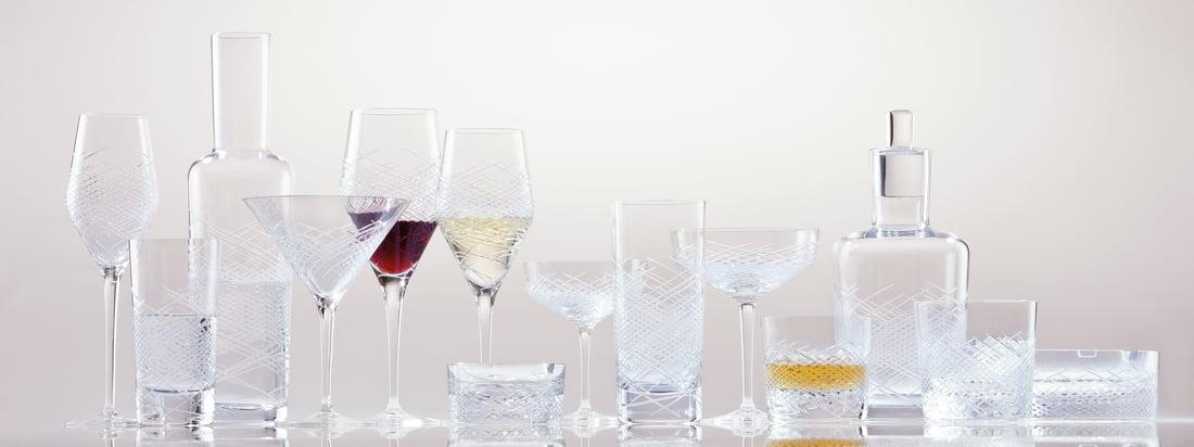 Zwiesel 1872 - Hommage Trinkglas-Serie