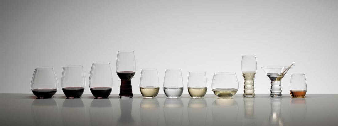 Riedel - O Wine Glas-Serie 3840x1440