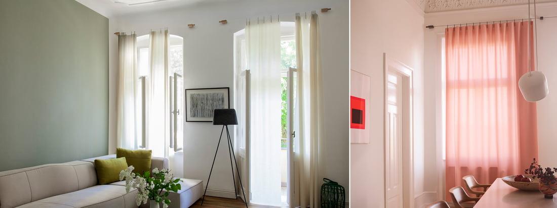 Kvadrat - Ready Made Curtains