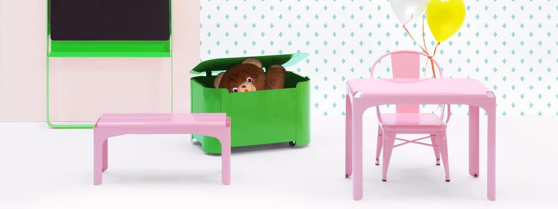 Tolix - Kindermöbel-Kollektion Banner 16x6