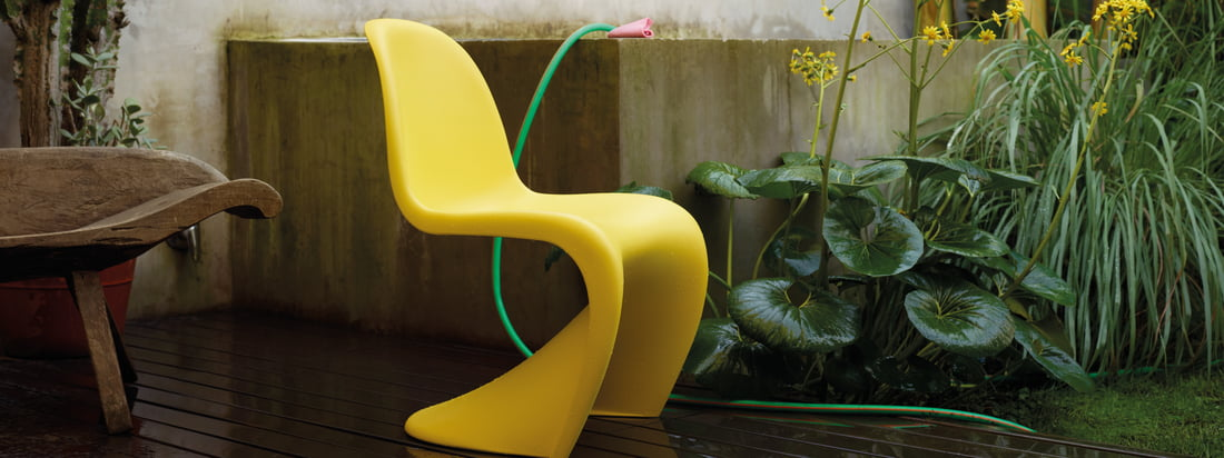 Vitra - Panton Chair Kollektion - Banner