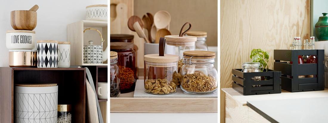 Flashsale-Stauraum-Küche