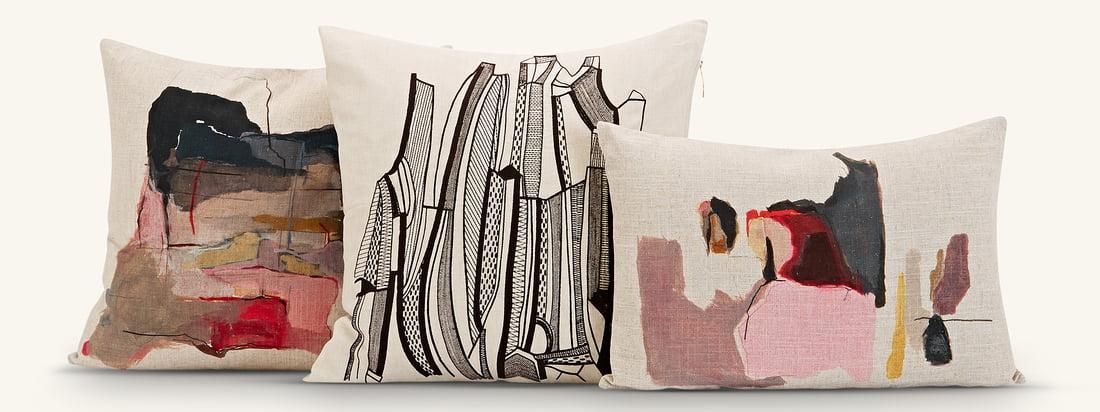 Tom Dixon - Textilien Kollektion
