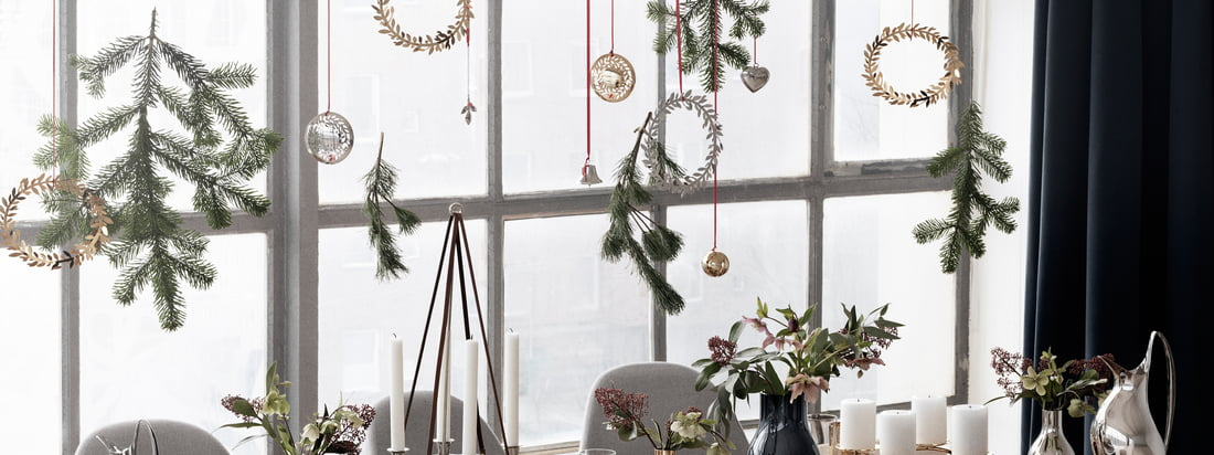 Georg Jensen - Christmas Collectibles Banner 3840 x 1440