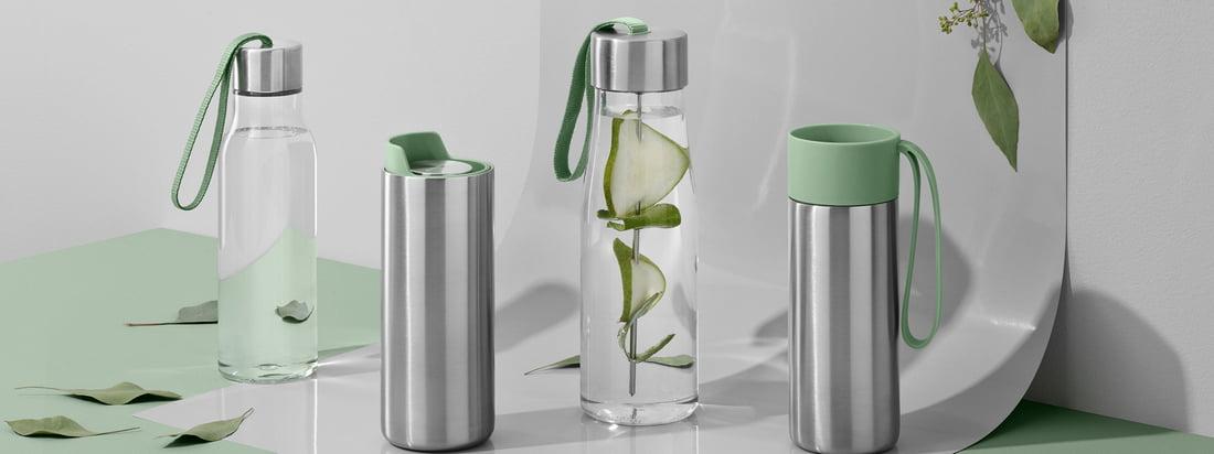 Eva Solo Trinkflasche Pflanze