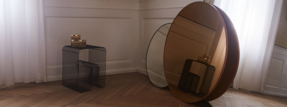 AYTM - Circum Wandspiegel, small / medium / large - Situationsbild - Studio