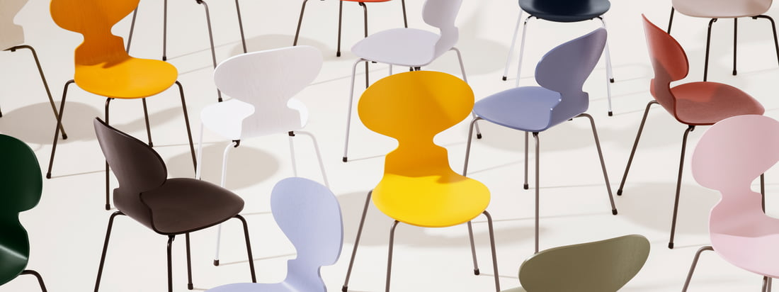 Fritz Hansen - A Sense of Colour