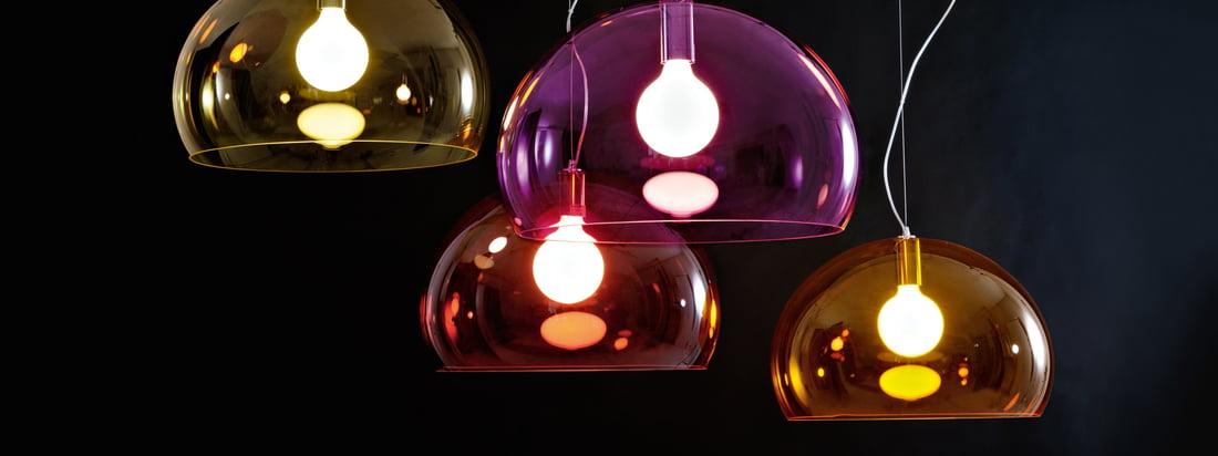 Kartell - FLY Leuchten-Kollektion