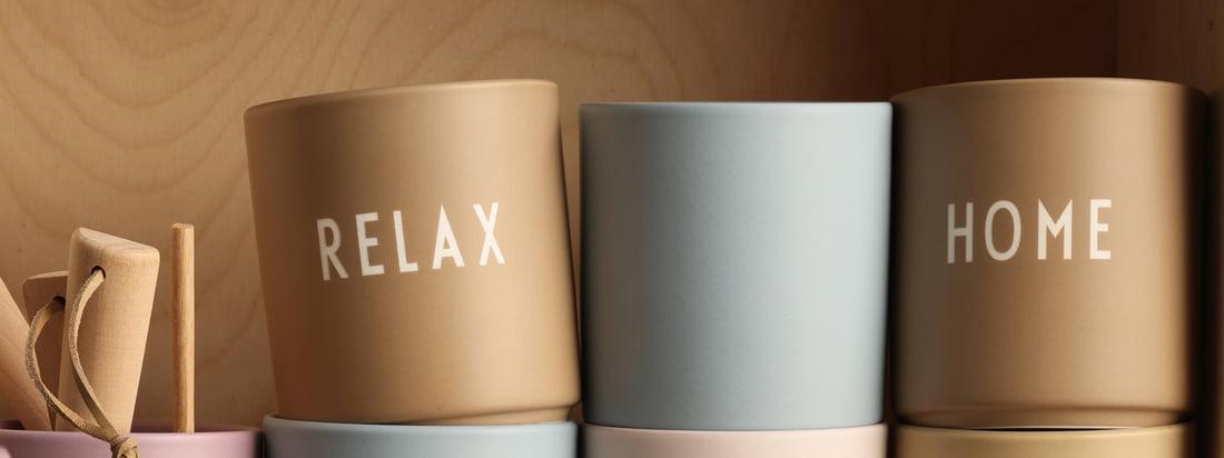 Design Letters - AJ Favourite Porzellan Becher