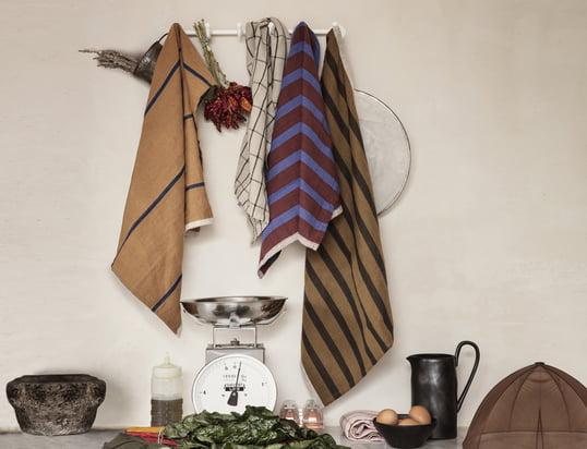 Finden Sie Küchentextilien und vieles mehr hier ...