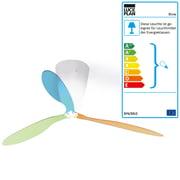 Luceplan - Blow Ventilator / Deckenleuchte
