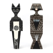Vitra - Wooden Doll Cat / Dog