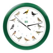 KooKoo - Singvogel Wanduhr