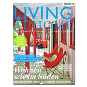 Living at home August 2015 Cover