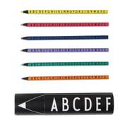 Design Letters - AJ Buntstifte-Set