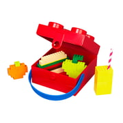 Lego - Lunch Box mit Griff