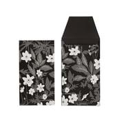 Design Letters - AJ Vintage Flowers Grusskarte