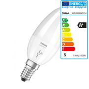Osram - Lightify LED Classic B 40 (E14)