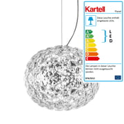 Kartell - Planet LED Pendelleuchte