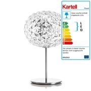 Kartell - Planet LED Tischleuchte mit Standfuss