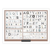 Pop Chart Lab - The Taxonomy of Typography