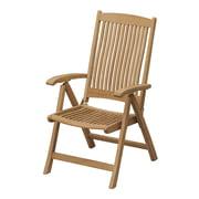 Skagerak - Columbus Chair, ungepolstert