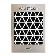ferm Living - Mini Triangle Wandsticker