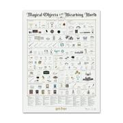 Pop Chart Lab - Wizarding World Poster